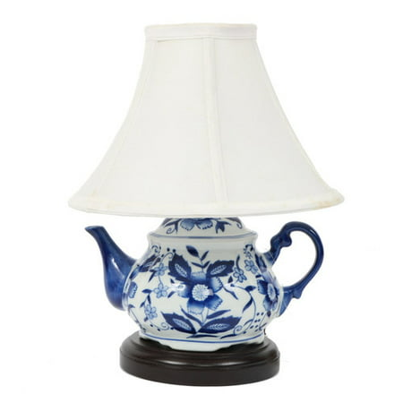 DEI Teapot 12.8'' Table Lamp