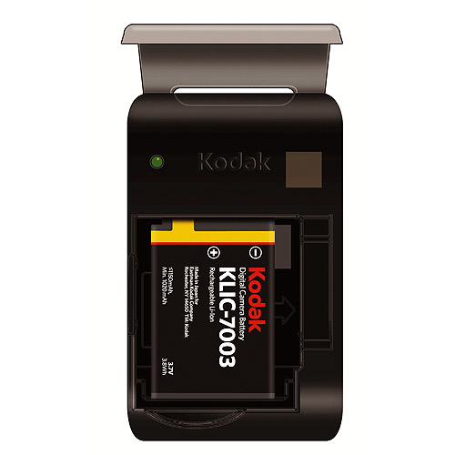 Kodak K7700 Digital Camera Battery Charger Fast 1-Hour KLIC Photo Black 1165448