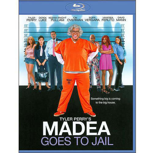 Tyler Perry's Madea Goes To Jail (Blu-ray) (With INSTAWATCH)