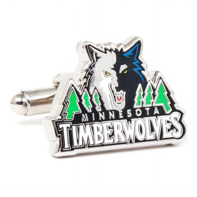 NBA PD-TIMW-SL Minnesota Timberwolves Cufflinks