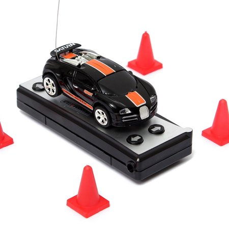 Coke Can Mini RC Radio Remote Control Micro Racing Car Hobby kids Gift Toy - image 1 of 8