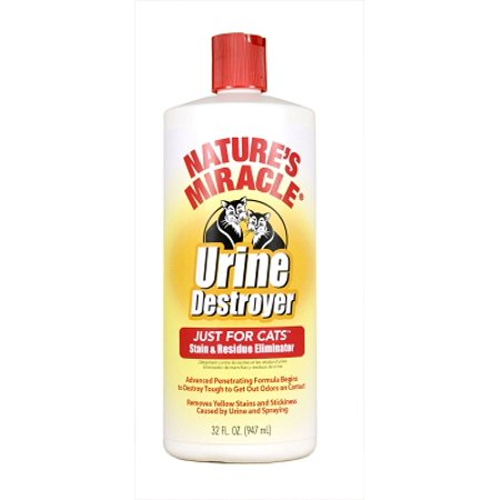 Nature Miracle Stain And Odor Remover Walmart