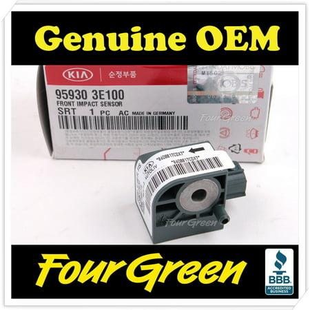 Front Airbag Impact Sensor 95930-3E100 Mobis OEM 1Pcs for Kia Sorento 03~06