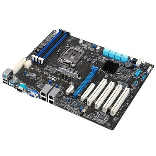 Asus P10S-V/4L ATX Server Motherboard w/ Intel C236 Chipset & Socket H4 LGA-1151