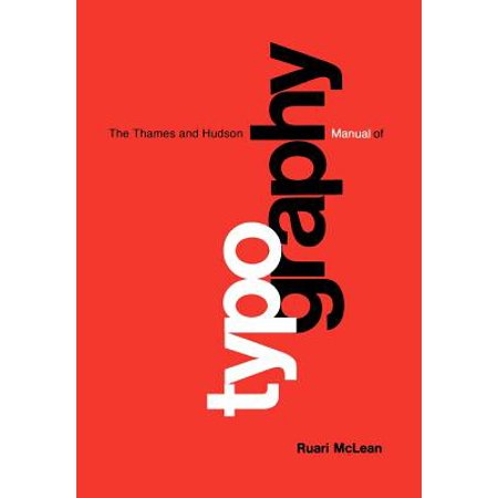Thames & Hudson Manual of Typography