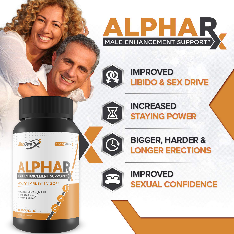 Mengenix Alpha Rx Male Enhancement Support Vitality Virality