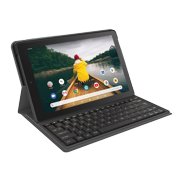 RCA 10 Viking Pro II Android Tablet/2-in-1 with Folio Keyboard, 2GB RAM, 32GB Storage, Dual Cameras, Google Play
