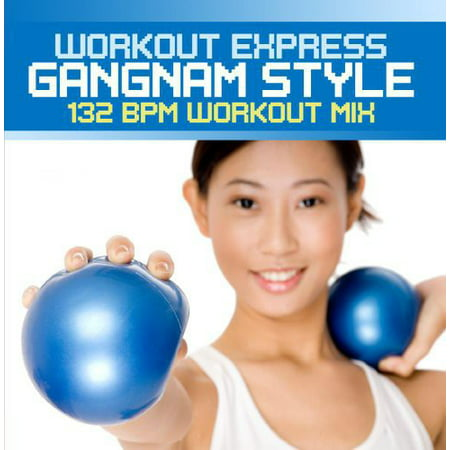 Workout Express - Gangnam Style (132 Bpm Workout Mix) [CD]](La Casa De Halloween Gangnam Style)