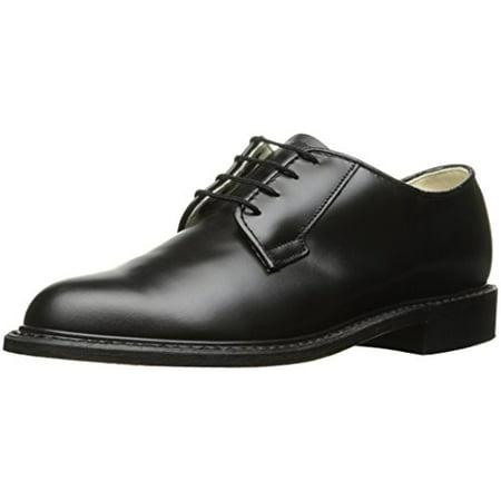 9fe389e347 Bates - Bates Women's Navy Premier Oxford Uniform Dress Shoe, Black, 4 M US  - Walmart.com