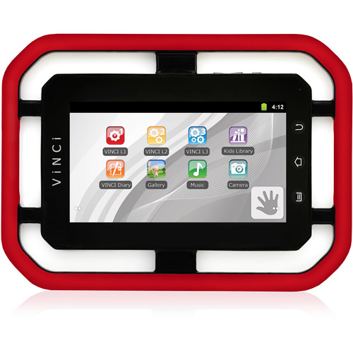 VINCI Tab II with WiFi - Android-Based Operating System
