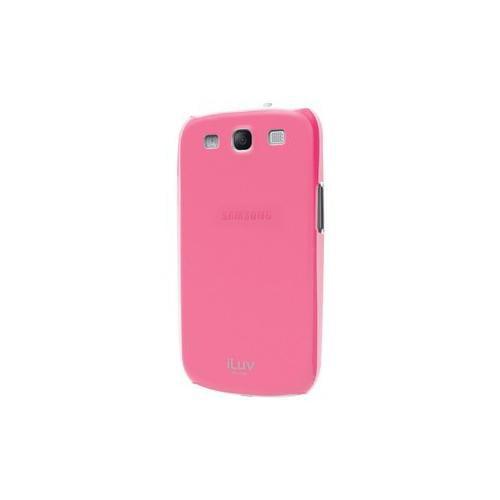 Iluv ILUV iSS260PNK Samsung Galaxy S III Overlay Shell (Pink) ILVISS260P