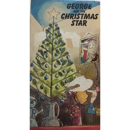 GEORGE and the CHRISTMAS STAR(1985 VHS)RARE VINTAGE COLLECTIBLE-SHIPS N 24 HOURS ()