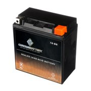 YTX16-BS Lawn Mower Battery for Hull Industries TC30ER
