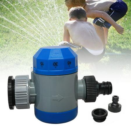 New Automatic Garden Irrigation Mechanical Watering Controller Timer Faucet Hose - image 5 de 8