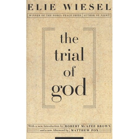The Trial of God : (as it was held on February 25, 1649, in
