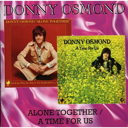 Alone Together/A Time For Us (CD) (Remaster) (Want To Be Alone All The Time)