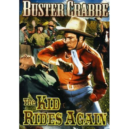 The Kid Rides Again (DVD) - Kid Anakin