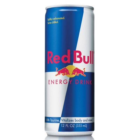 Red Bull Energy Drink, Original, 12 Fl Oz, 4 Count