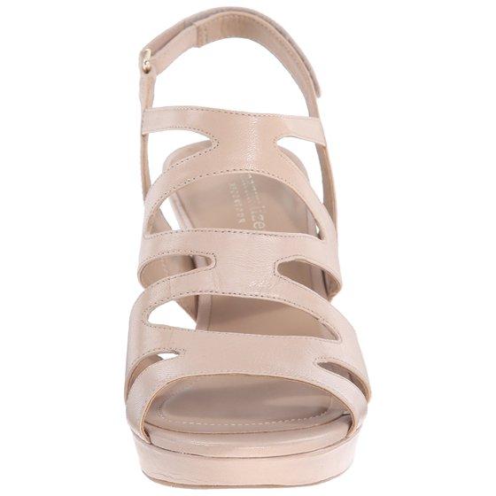 dadf92aea06c Naturalizer - Women s Pressley Platform Dress Sandal - Walmart.com
