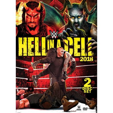 WWE: Hell In A Cell 2018 (DVD) (Wwe Hell In A Cell Undertaker Vs Kane)