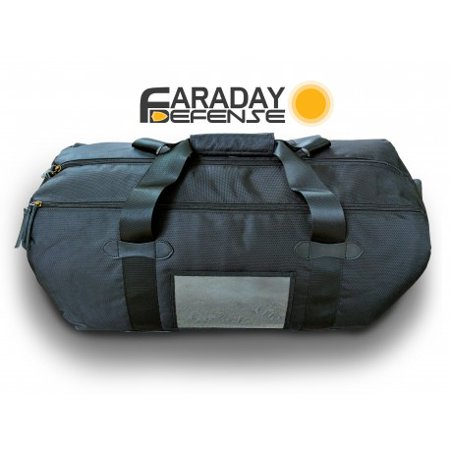 Large Faraday Cage Duffle Bag