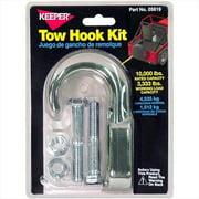 HAMPTON PROD 5619 Tow Hook Kit, Chrome