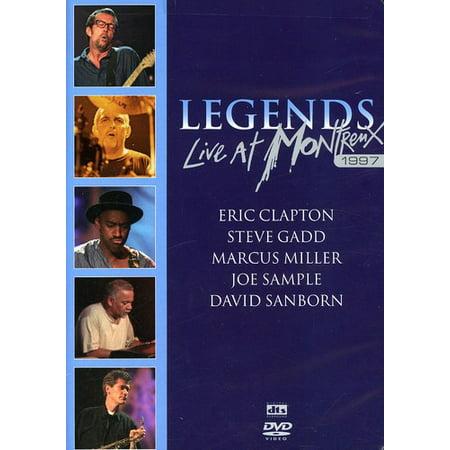 Legends: Live at Montreux 1997 (DVD)