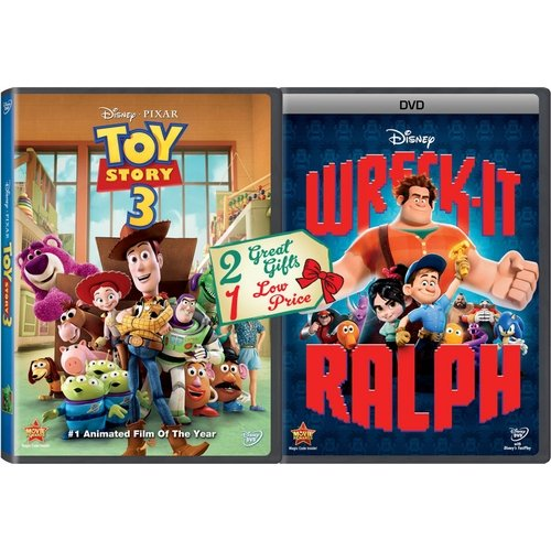 Toy Story 3 / Wreck It Ralph (Widescreen)