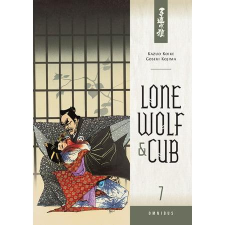 Lone Wolf and Cub Omnibus Volume 7