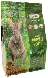 Adult Rabbit Food 5 lb. by Exotic Nutrition