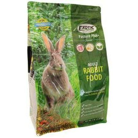 Adult Rabbit Food 5 Lb