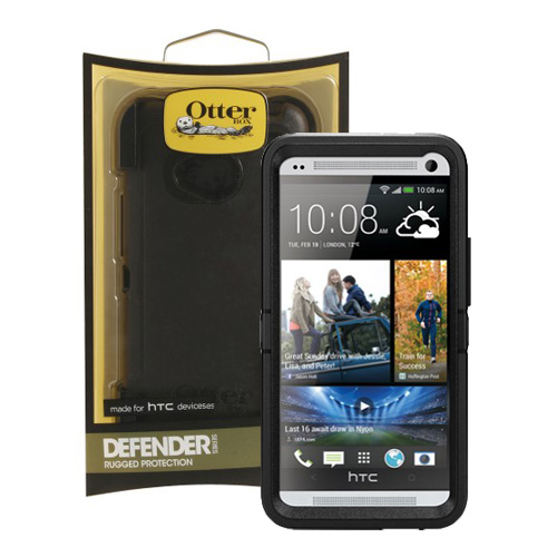 OtterBox HTC One Case Defender Series