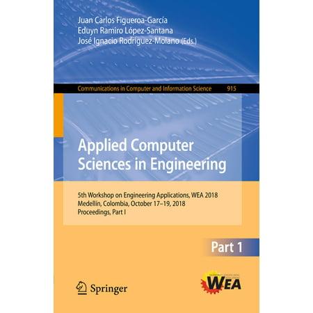 Applied Computer Sciences in Engineering - eBook ()