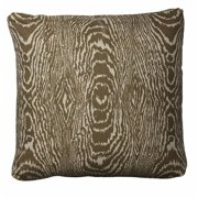 """Homeware 18"""" Throw Pillows in Camel (Set of 2)"""