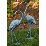 SPI Home 31291 Medium Garden Crane Pair