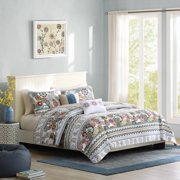 Home Essence Apartment Dana Paisley Coverlet Bedding Set