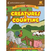 Dover Publications Creatures & Counting