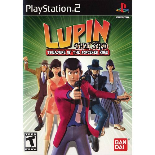 Lupin the Third (PS2)