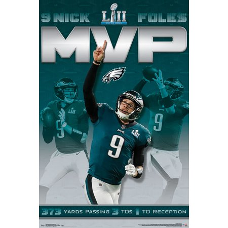Super Bowl LII - Nick Foles MVP