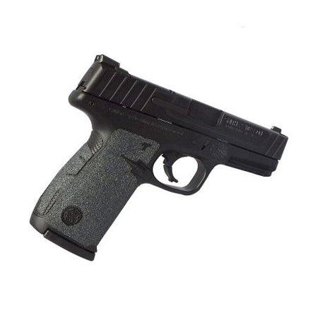 TALON Grips Inc Granulate, Grip, Black, Adhesive Grip, S&W SD9/SD40/SD9 VE/SD40 VE 708G ()
