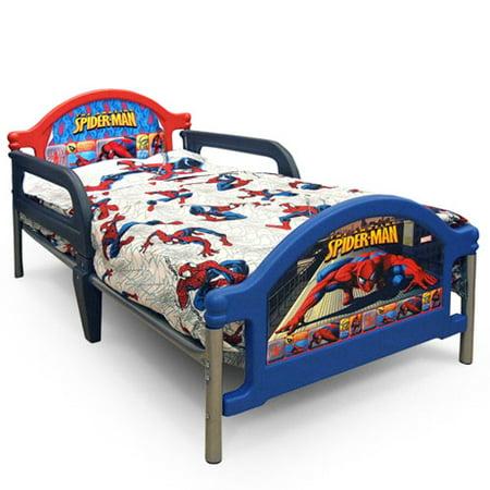 Spider-Man Toddler Bed - Walmart.com