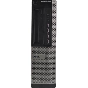 Refurbished Dell Optiplex 7010-D WA1-0354 Desktop PC with Intel Core i5-3470 Processor, 4GB Memory, 1TB Hard Drive and Windows 10 Pro (Monitor Not Included)