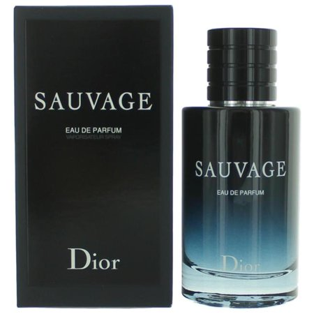 Christian Dior amsauv34sp 3.4 oz Sauvage Eau De Parfum Spray for Men (Schwarz Dior)