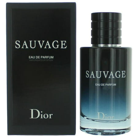 Christian Dior amsauv34sp 3.4 oz Sauvage Eau De Parfum Spray for Men ()
