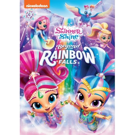 Rainbow Dash Movie (Shimmer and Shine: Beyond the Rainbow Falls)