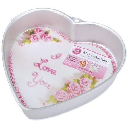 Deep Heart Cake Pan - image 1 de 1