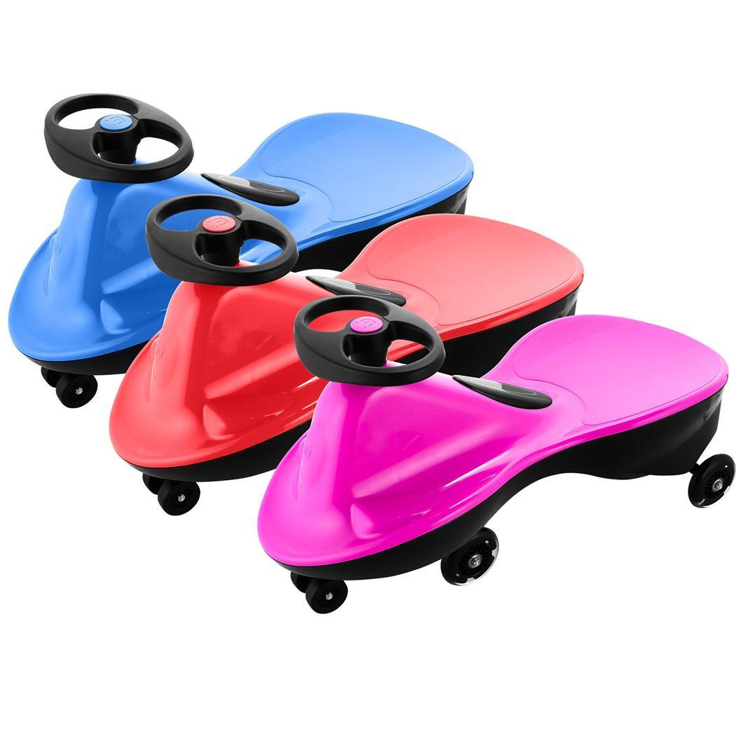 Ride Happy Car PlasmaCar Vehicle for Baby Child Kids LEOZEE