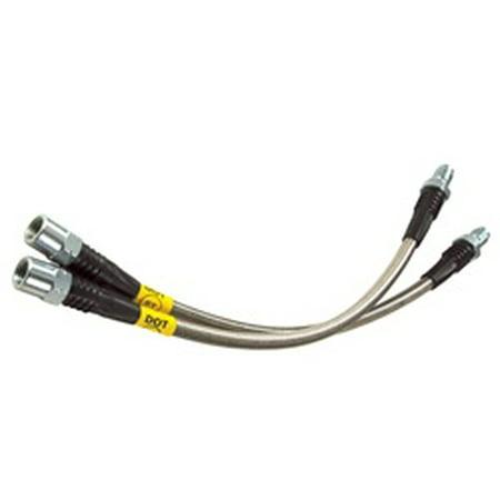 Power Slot 950.45501 Stainless Steel Brake Line Kit ()
