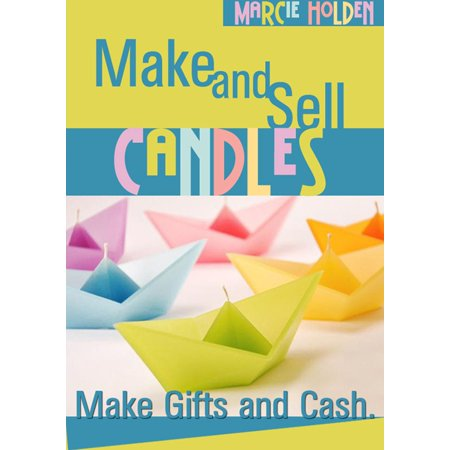 Make and Sell Candles - eBook