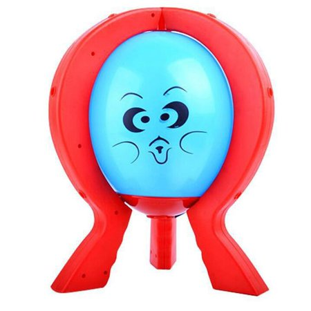 Balloon Poking Game, Poke It Till You Hear The Klick, But Don't Be
